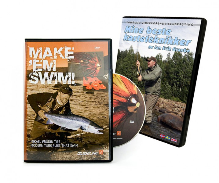 2 DVDs im Set: My Best Casting Techniques und Make em Swim