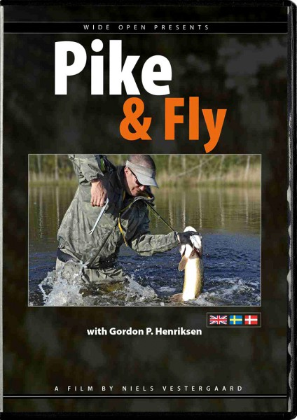 DVD - Pike & Fly mit Gordon Henriksen