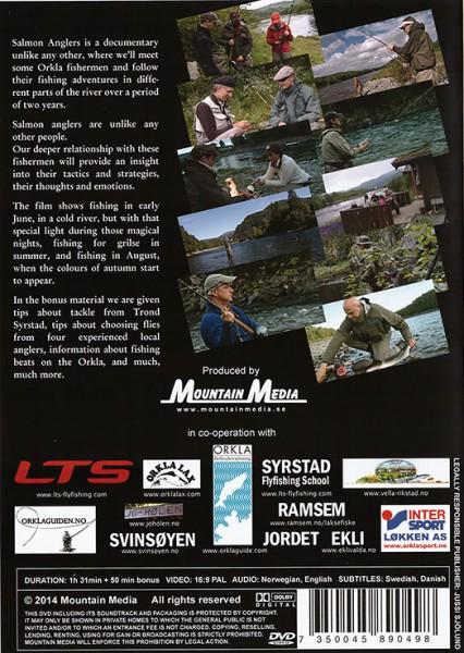 DVD - Salmon Anglers