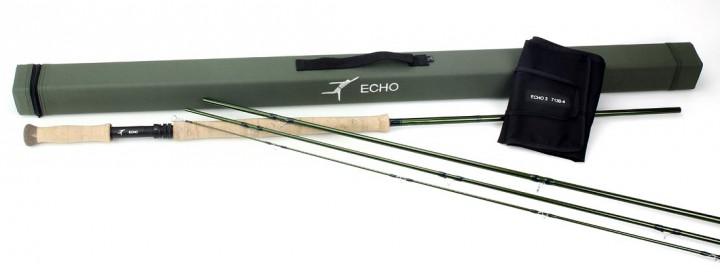Echo 3 Zweihand Fliegenrute