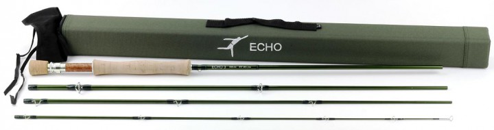 Echo 3 Einhand Fliegenrute