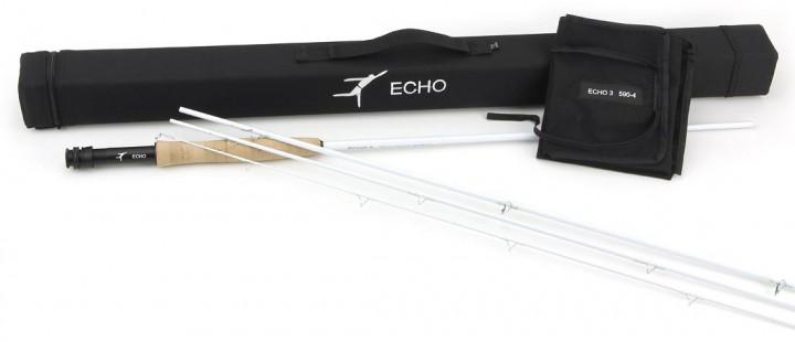 Echo 3 Instructor Einhand Fliegenrute