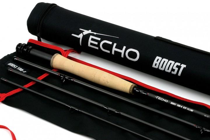 Echo Boost Einhand Fliegenrute