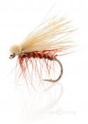 Fulling Mill Trockenfliege - Elkwing Caddis Tan