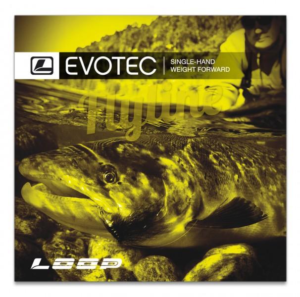 Loop Evotec 100 Schwimmende Fliegenschnur