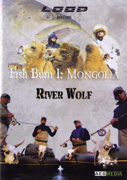 DVD - Fish Bum Diaries Vol.I - Mongolia