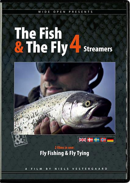 DVD - The Fish & The Fly 4 - Streamers