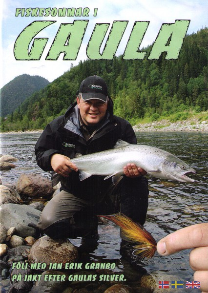 DVD - Fishing Sommer on the River GAULA
