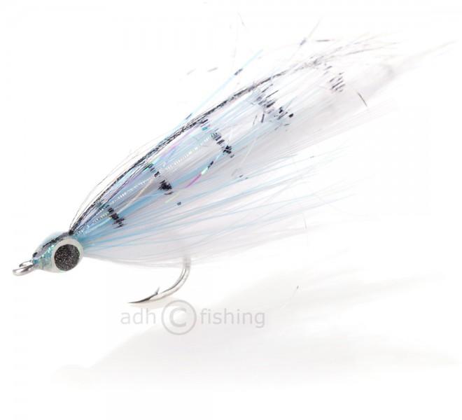 H2O Streamer - Flat n fine Baitfish Blue