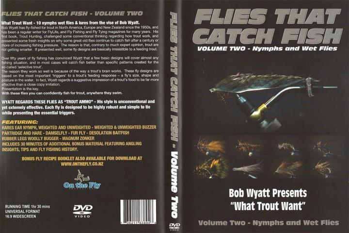 DVD - Flies that catch Fish Volume 2