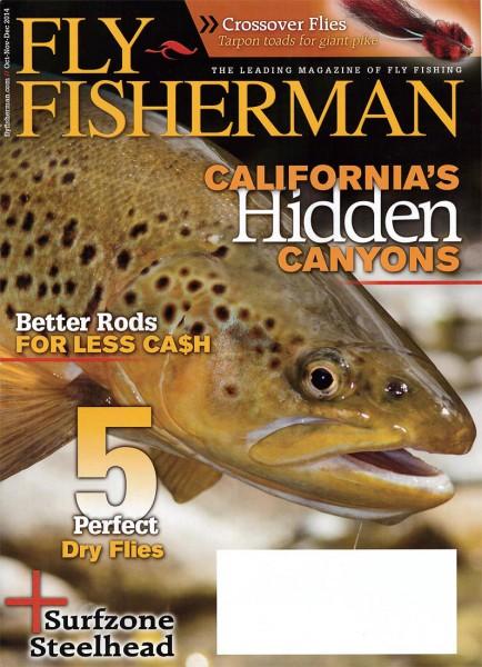 Fly Fisherman Okt/Nov/Dez 2014 Ausgabe
