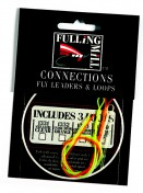 Fulling Mill Braided Loop geflochtene Schlaufe