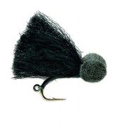 Fulling Mill Trockenfliege - Bung Aero black