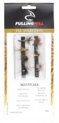 Fulling Mill Fliegenset - Mayflies 7er Set