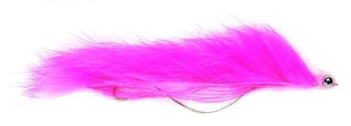 Fulling Mill Streamer - Pink Snake Zonker