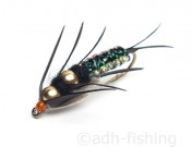 Fulling Mill Nymphe - Golden Nugget Stonefly Creeper
