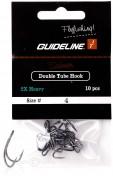 Guideline Zwillinge für Tubenfliegen Double Tube Hook