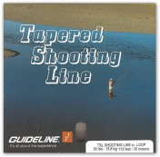 Guideline TSL Tapered Shooting Line Running Line mit Schlaufen