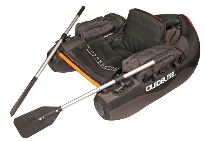 Guideline Drifter Evolution Bellyboat mit Ruder