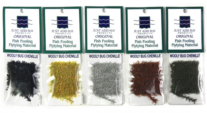 H2O Wooly Bug Chenille