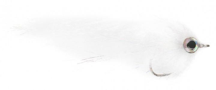H2O Salzwasserfliege - Brush Fly weiß
