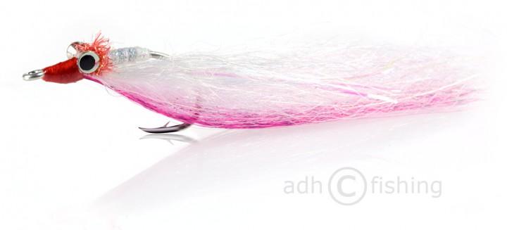 H2O Streamer - Clouser Minnow pink