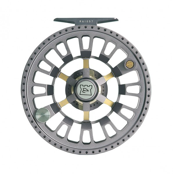Hardy Ultralite CA DD Titanium Disc Drag Fliegenrolle