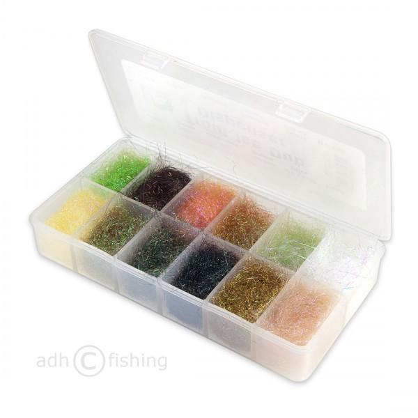 Dubbing Dispenser Hareline Trout Ice Dub