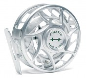 Hatch Finatic Plus Fliegenrolle clear green