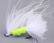 Herning Fly weiss/chartreuse