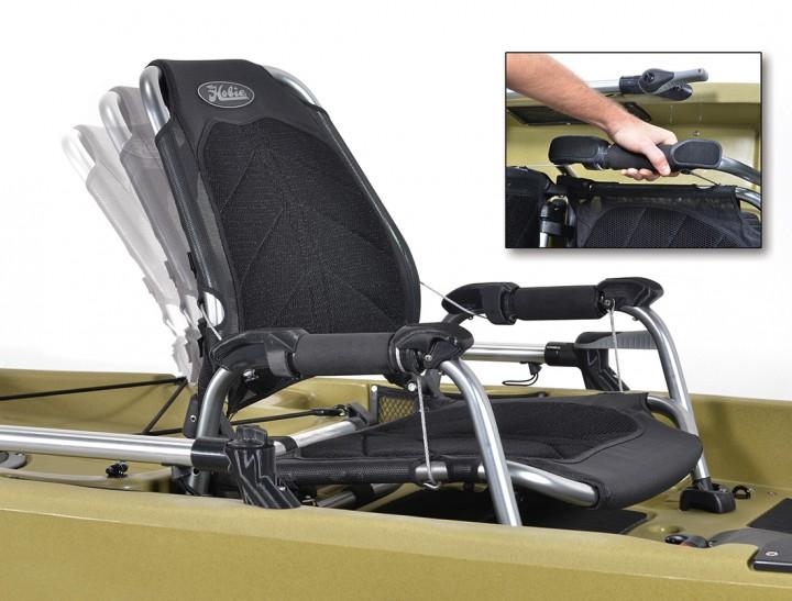 Verstellbarer Sitz