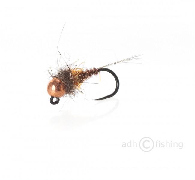 Fulling Mill Nymphe - Hot Spot Pheasant tail jig