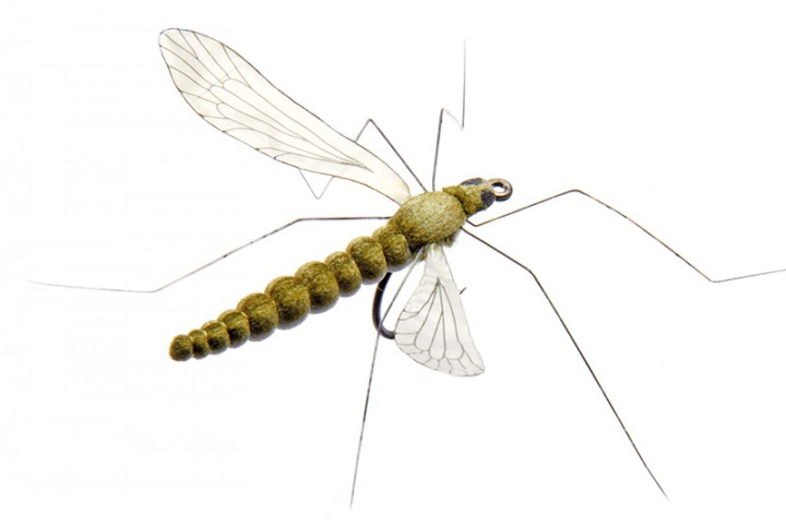 J:son Realistic Flies - Riesenschnake