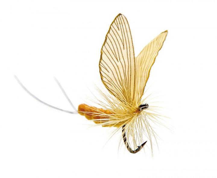 J:son Realistic Flies - Mayfly Dun sulphur