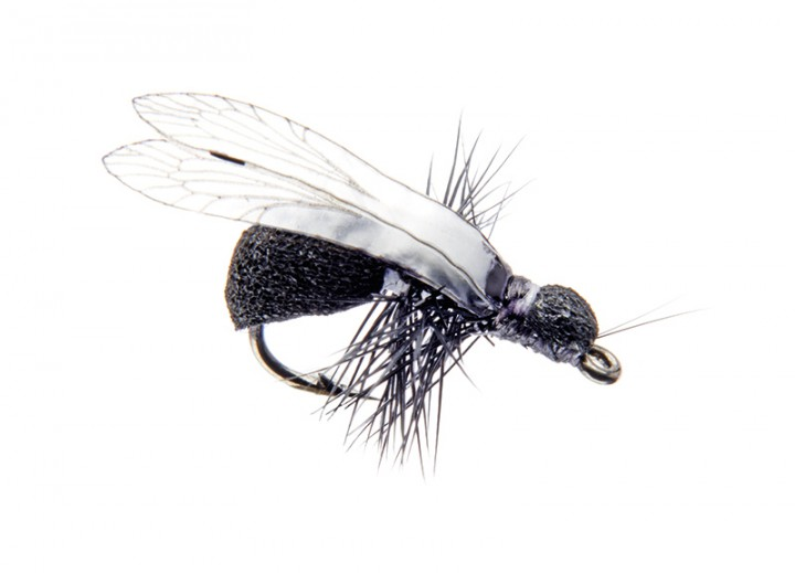 J:son Realistic Flies - Winged Ant Ameise black