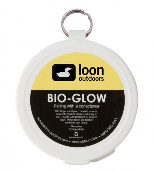 Loon Bio-Glow knetbarer und leuchtender Bissanzeiger