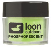 Loon Fly Tying Powder Binde-Puder u. a. phosphoreszierend