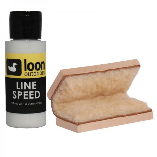 Loon Line Up Kit Schnurreinigungsset