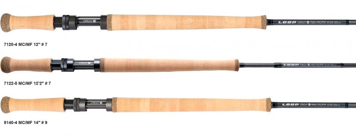 Loop Cross S1 Series Zweihand Fliegenrute