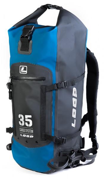 Loop Dry Backpack 35 Roll-Top Rucksack