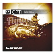 Loop Opti Stream Floating / Clear Intermediate Fliegenschnur
