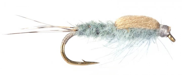 Marc Petitjean Nymphe - MP25 Mayfly Larva