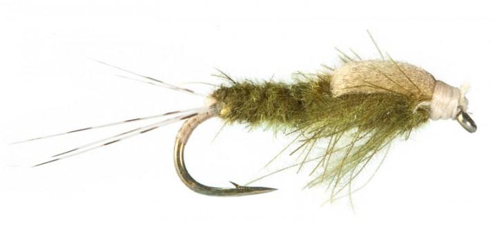 Marc Petitjean Nymphe - MP27 Mayfly Larva