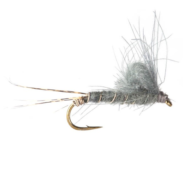 Marc Petitjean Trockenfliege - MP41 Mayfly Emerger