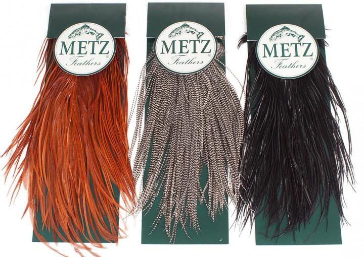 Metz Microbarb Saddle Grade 1 + 2 ganzer Sattel
