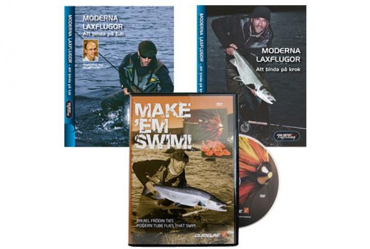 DVDs im 3er Set - Mikael Frödin