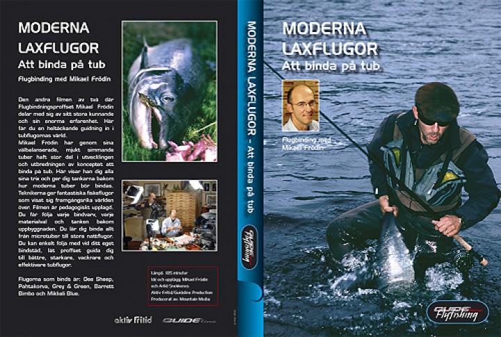 DVD - Mikael Frödin - Modern Salmon Flies 2