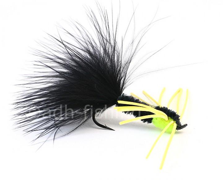 Montana Rubber leg gelb