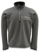 Simms Montana Techwool Zip Top Pullover