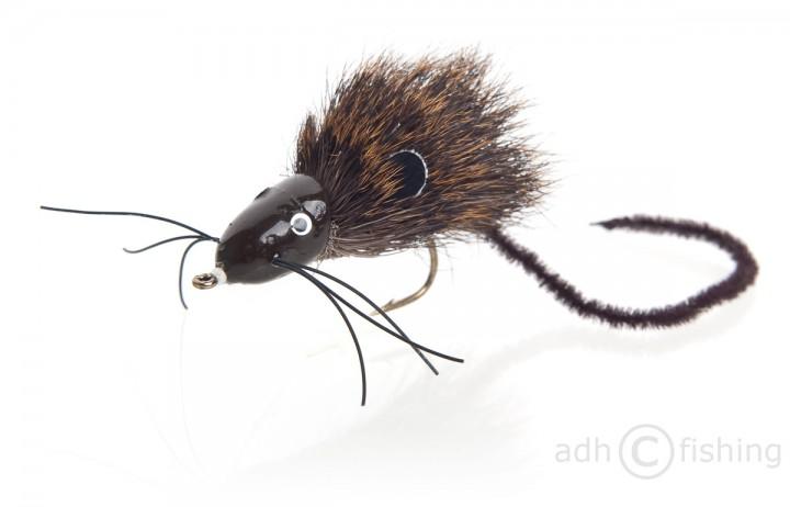 Fulling Mill Streamer - Hechtpopper Maus